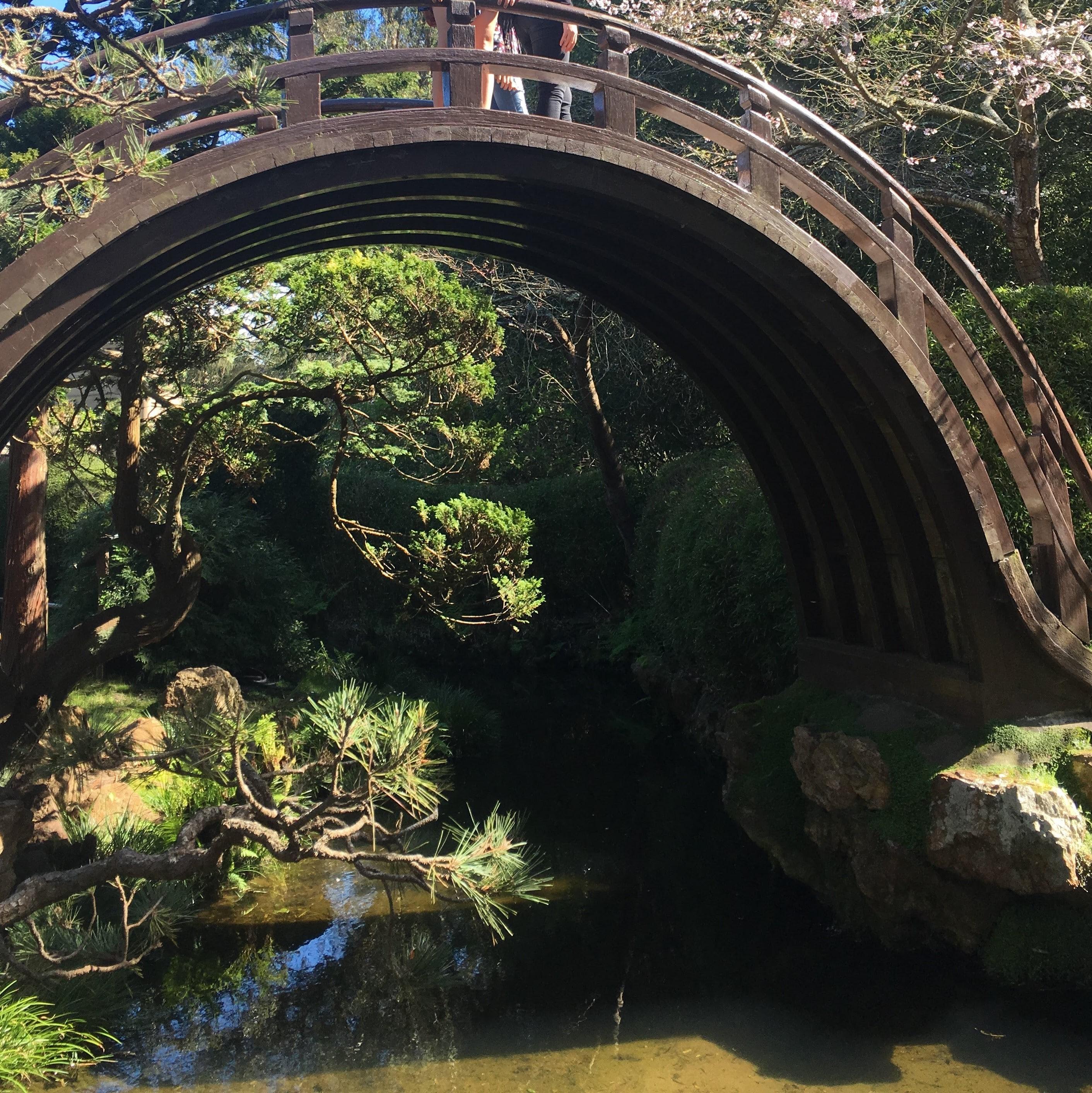 japanese gardens sf