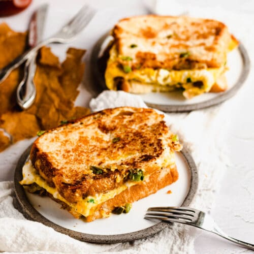 omelette sandwiches