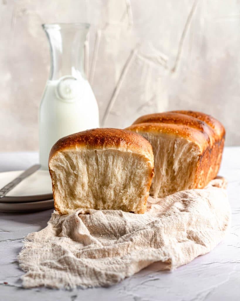 sourdough milk bread