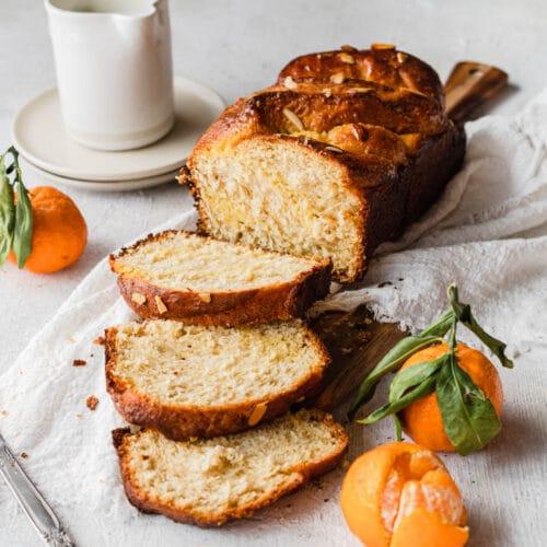 orange cardamom almond bread